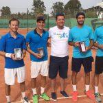 Cristóbal Saavedra se tituló campeón de dobles del Futuro 20 Túnez