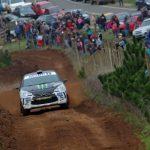 Benjamín Israel sorprende y gana la primera jornada del Rally Mobil en Pichilemu