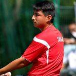 Alexander Cataldo es el número 1 junior del mundo del tenis paralímpico