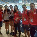 La Roja del atletismo paralímpico participará en Río de Janeiro desde este miércoles