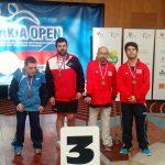 Cristian Dettoni y Matías Pino ganan medalla de bronce por equipos en Eslovaquia