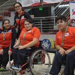 Caen varios récords en el Nacional de Pesas Paralímpicas