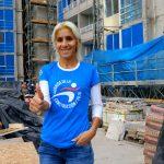 Erika Olivera competirá en la Corrida de la Construcción