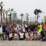 Con una tremenda participación finalizó el G4 de Tenis Playa en Iquique