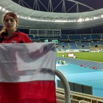 Atleta Paula Guzmán logra la marca A para los Juegos Paralímpicos en los 1500 metros