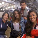 Chile debutó con un triunfo en el Mundial de Tenis en Silla de Ruedas