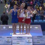 Tomás González gana medalla de oro en el World Challenger de Brasil