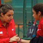 Equipo chileno femenino de tenis ocupó el cuarto lugar en el Sudamericano Sub 14