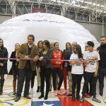 Comité Olímpico de Chile inauguró el Museo Itinerante del Deporte