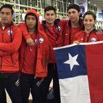 Seleccionado Nacional Cadete viajó al Panamericano de Lucha Olímpica