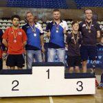 Cristian Dettoni y Matías Pino ganan medalla de plata por equipos en Rumania