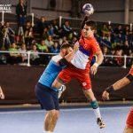Chile sumó su segundo triunfo en el Panamericano de Handball Masculino