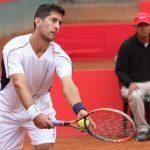 Hans Podlipnik avanzó a cuartos de final de dobles en el Challenger de Caltanissetta