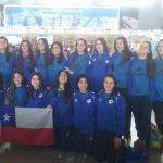 Chile debuta este domingo en el Mundial Junior Femenino de Handball