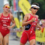 Bárbara Riveros logró el sexto lugar en el ITU World Triathlon de Hamburgo