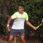 Amador Salazar se tituló campeón del Paraguay Junior Open