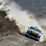 Cristóbal Vidaurre ganó la etapa sabatina del Rally Mobil en Vicuña