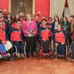 Juan Carlos Garrido será el abanderado nacional en los Juegos Paralímpicos 2016