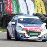 Patricio Naranjo ganó la quinta fecha del Total TP Race by Dunlop
