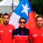 La Roja de Tenis Playa debutó en el Mundial por equipos en Rusia