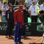 Marcelo Ríos indica que ha pensado en renunciar al equipo de Copa Davis