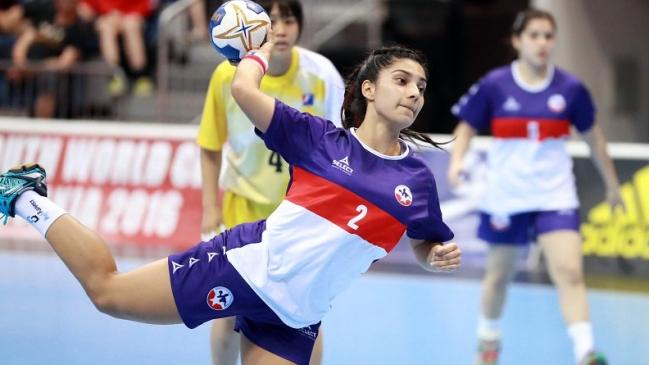 chile cay ante jap n por el mundial juvenil femenino de handball el deportero. Black Bedroom Furniture Sets. Home Design Ideas