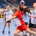 """Las """"Lobitas"""" cayeron ante Alemania en el Mundial Juvenil de Handball Femenino"""