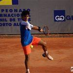 Matías Soto asoma como una de las promesas del tenis nacional