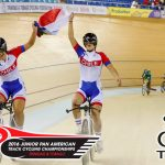 Chile suma seis medallas tras dos jornadas del Panamericano Junior de Ciclismo en Pista