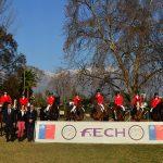 Chile viaja al Campeonato Americano de la Juventud de salto ecuestre