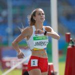 Isidora Jiménez: Llegué a pensar que no podría seguir corriendo