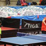 Tenis de mesa paralímpico tiene nuevos campeones nacionales