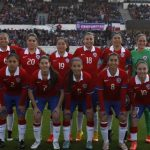 Selección Chilena de Fútbol Femenino derrotó a Uruguay en partido amistoso