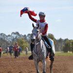 Dos enduristas ecuestres chilenos están entre los 20 mejores del mundo