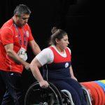 María Antonieta Ortíz logra el cuarto lugar de las pesas en Río 2016
