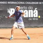 Juan Carlos Sáez se instala en cuartos de final de dobles del Challenger de Barranquilla