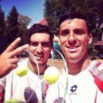 Cristóbal Saavedra y Ricardo Urzúa jugarán la final de dobles del Futuro 7 de Serbia