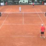 Julio Peralta y Horacio Zeballos avanzaron a semifinales de dobles en Serbia