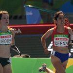 Amanda Cerna obtuvo el cuarto lugar en los 400 metros del atletismo en Río 2016