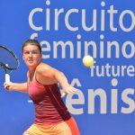 Fernanda Brito se instaló en octavos de final del ITF de Hammamet