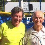 Jaime Pinto ganó el Mundial de Tenis Senior en la categoría 75 años