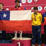 Chile sumó sus primeras medallas en el Sudamericano Menores de Esgrima
