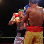 """""""Maravilla"""" Fuenzalida disputará la pelea estelar en nueva velada de boxeo del Club México"""