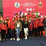 Chile obtuvo 25 medallas en el Sudamericano Menores de Esgrima
