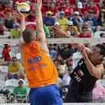 Chile pondrá a sus mejores duplas de volleyball en los Juegos Bolivarianos de Playa en Iquique
