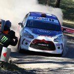 Jorge Martinez ganó el Gran Premio de Pucón del Rally Mobil 2016