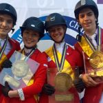 Chile ganó medalla de bronce en el Campeonato Americano de Salto Ecuestre