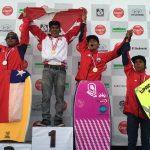 Chile logra tres medallas en la segunda jornada del Panamericano de Surf