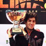 Christian Garin se quedó con el título del Challenger de Lima