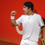 Christian Garín debutó con un triunfo en dobles en el Challenger de Bangkok